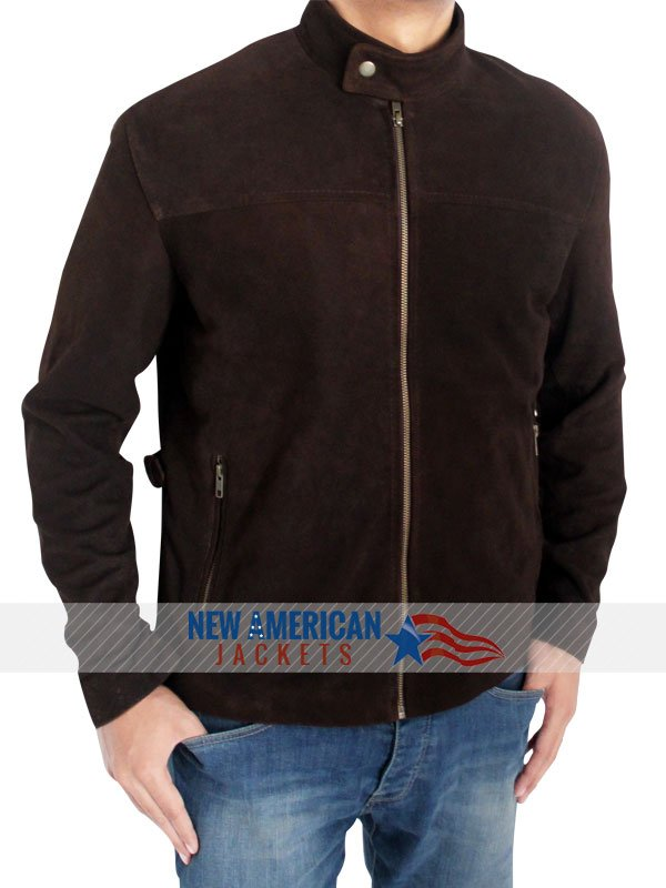 Suede Mission Impossible 3 Jacket Tom Cruise Jacket