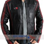Real Leather N7 Mass Effect Jacket