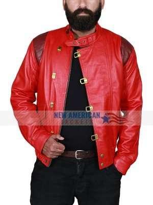 Red capsule Akira Jacket