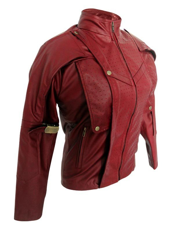 Star Lord Guardians of the Galaxy Jacket for Women