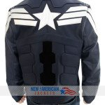 The Winter Soldier Captain America Jacket