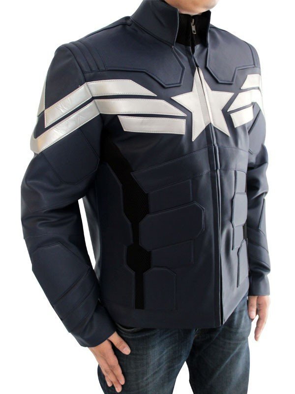 Winter Soldier Jacket