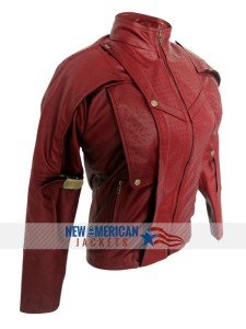 Women Guardians of the Galaxy Jacket