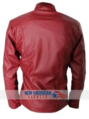 Women Star Lord Jacket
