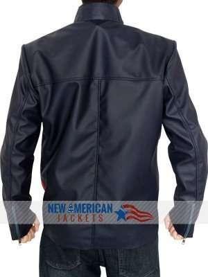 captain American Concert Bon Jovi Jacket