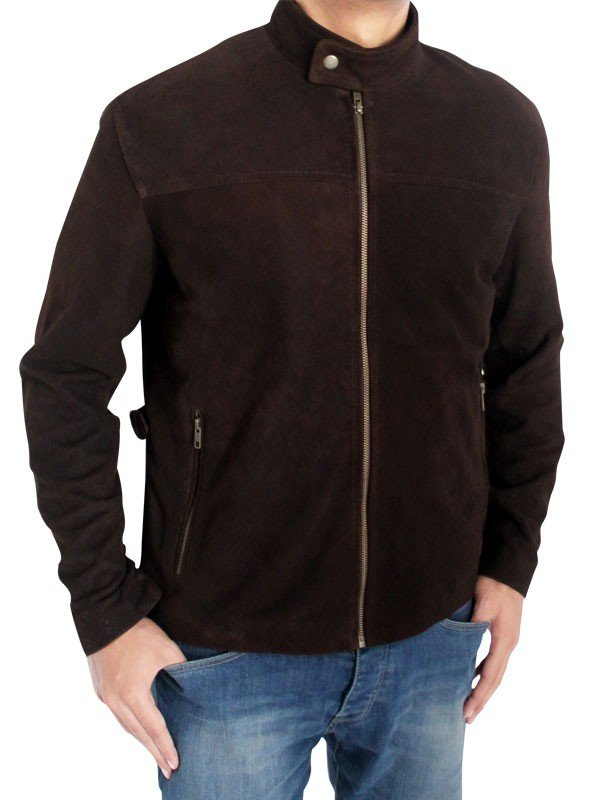 suede Leather Mission Impossible 3 Jacket