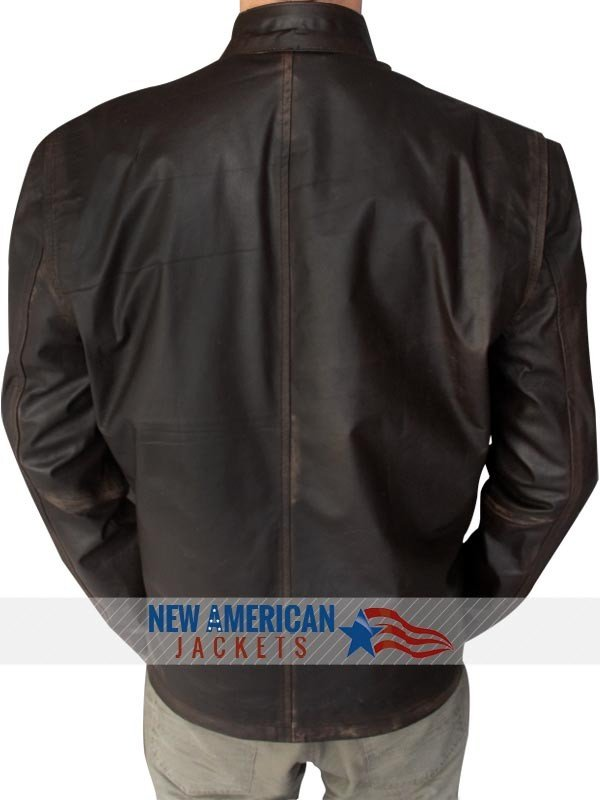 tommy gavin rescue me jacket real leather