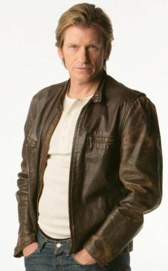 Tommy gavin leather jacket