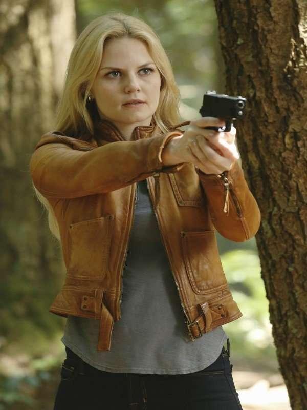 Emma sawn Brown jacket