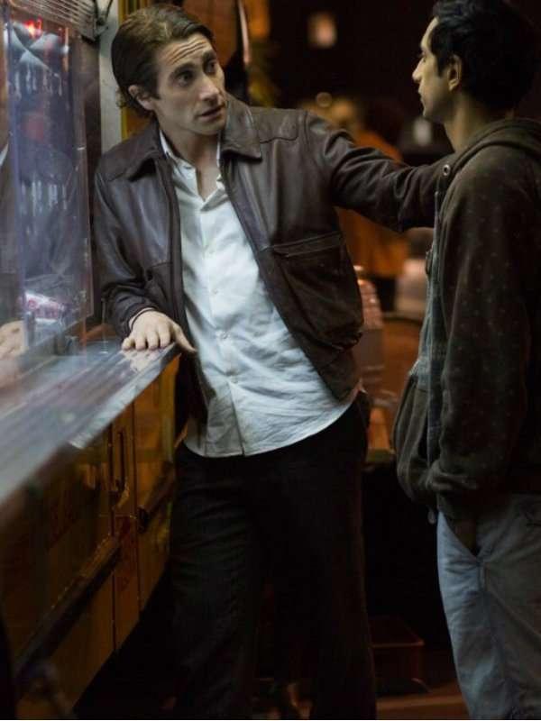 Jake Gyllenhaal Louis Bloom Nightcrawler jacket