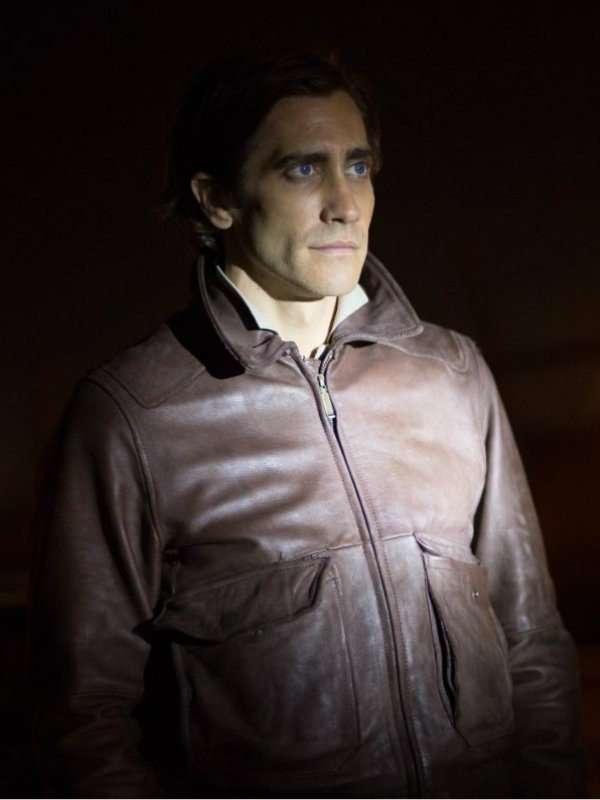 Louis Bloom Jake Gyllenhaal jacket