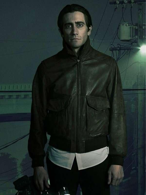 Nightcrawler Jake Gyllenhaal jacket