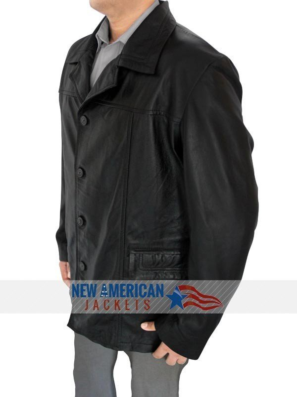 24 Series Jack Bauer Black Jacket