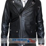 Billboard Ryan Tedder leather Jacket