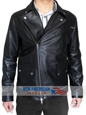 Billboard Ryan Tedder leather Jacket