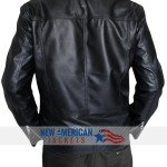 Billboard Ryan Tedder real leather Jacket