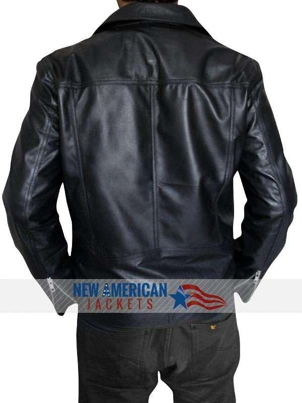 Billboard Ryan Tedder real leather Jacket