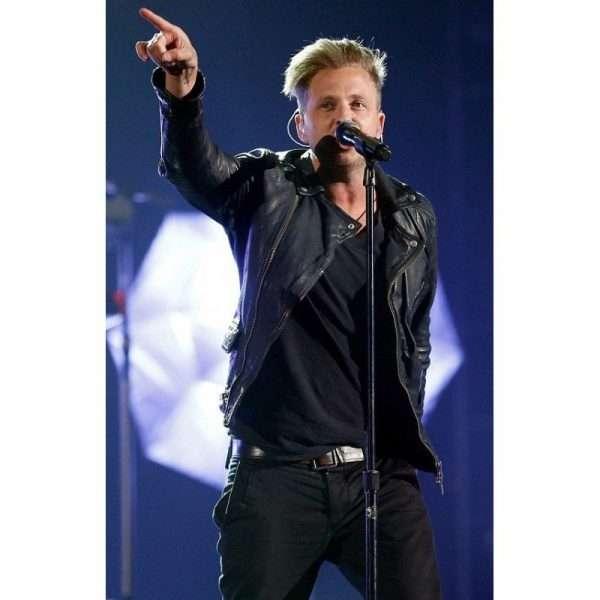 Billboard Leather Jacket