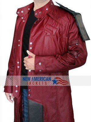 Chris Pratt Guardian of the Galaxy Coat