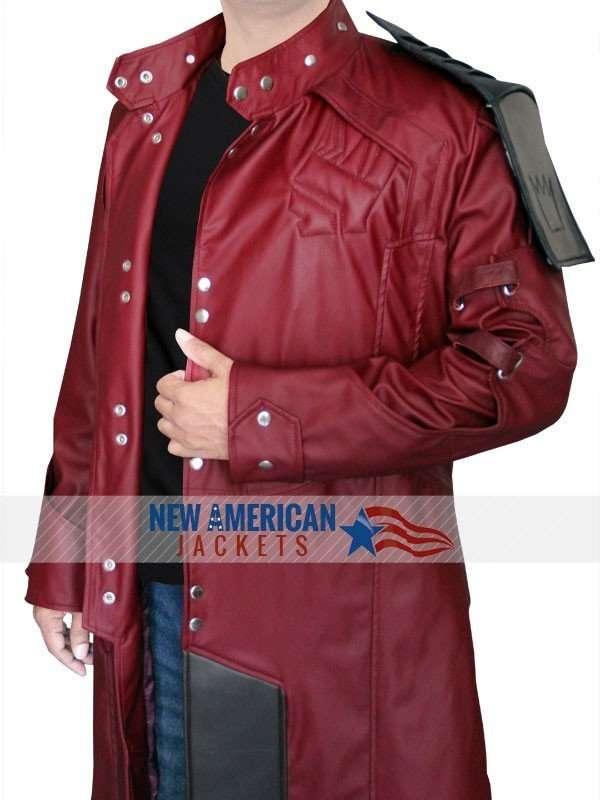 Chris Pratt Guardian of the Galaxy Coat