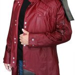 Chris Pratt Star Lord Guardian of the Galaxy Coat