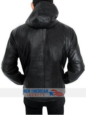 Coldplay real Leather Jacket