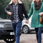 Dating Time Taylor Swift and Harry Styles cotton Jacket