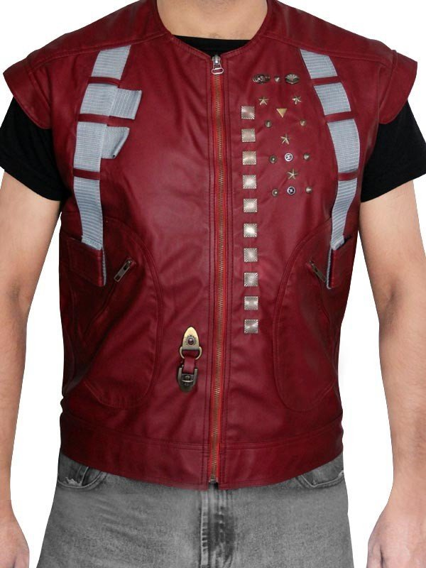 Guardian of the Galaxy Peter Quill Vest