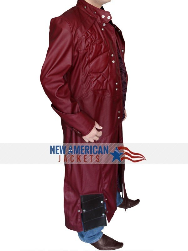 Guardian of the Galaxy Star Lord Coat