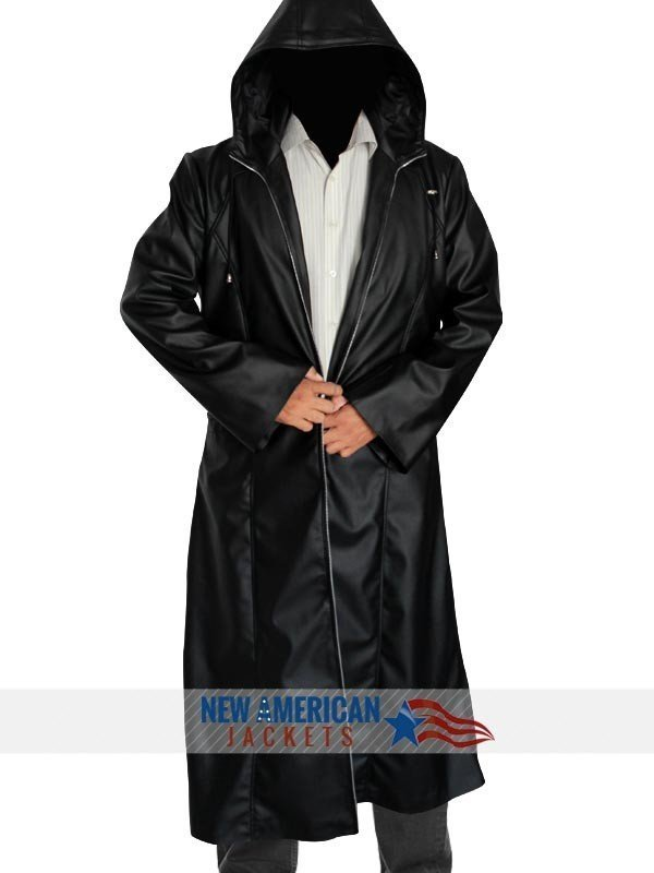 Organization XIII Enigma Coat