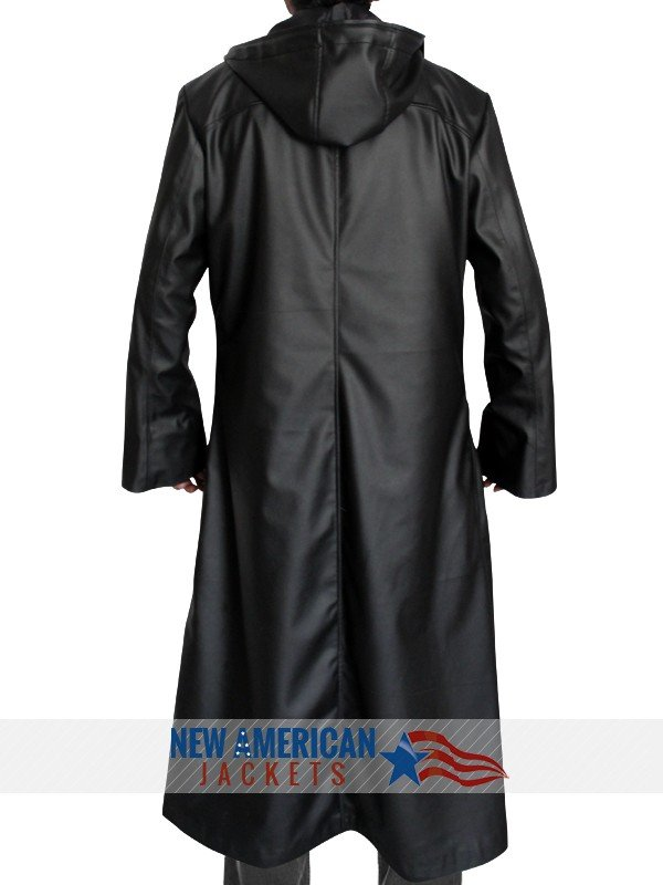 Organization XIII Enigma leather Coat