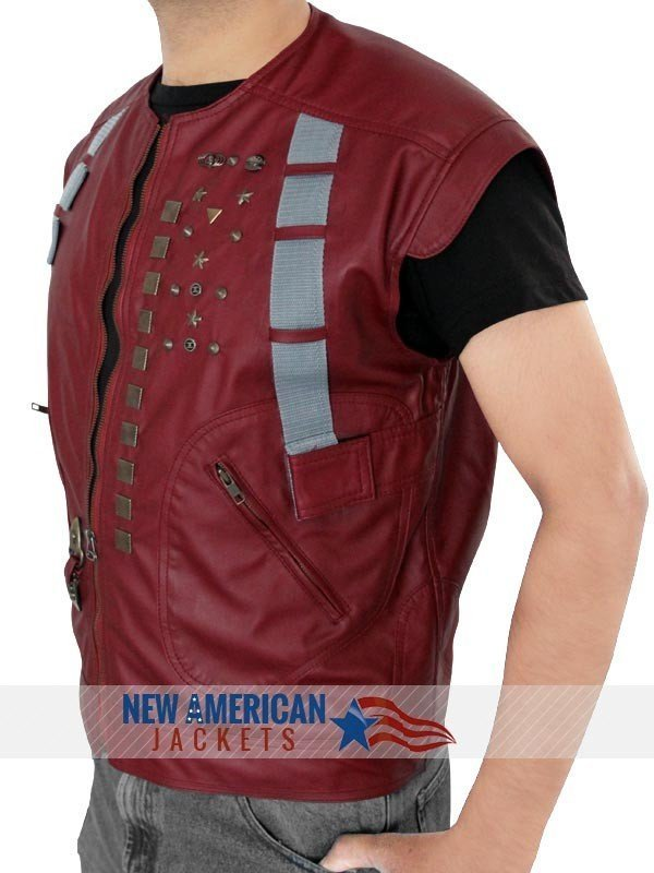 Peter Quill Guardian of the Galaxy Vest