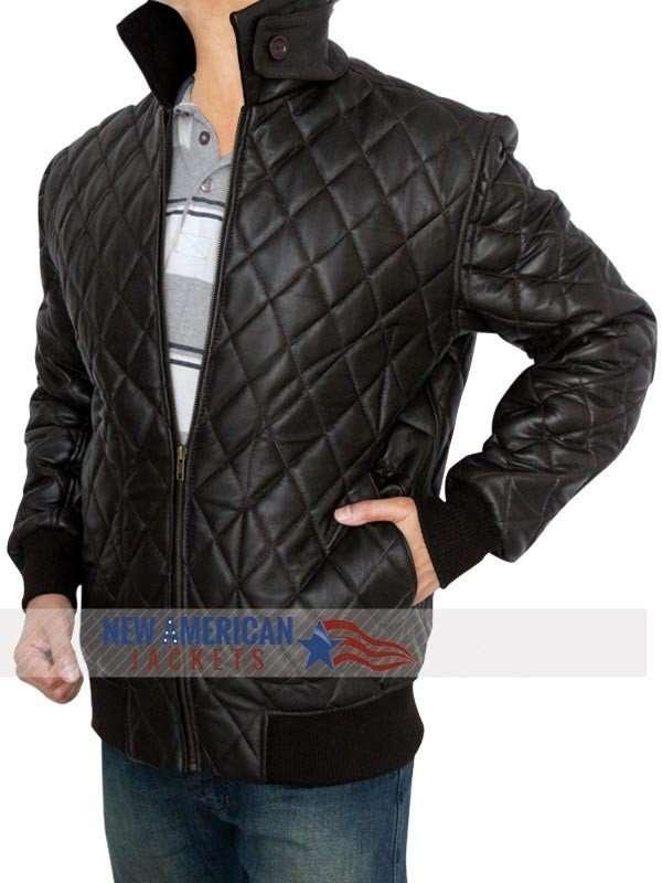 Ride Along Leather Jacket
