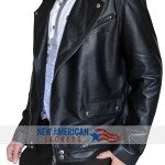 Ryan Tedder Billboard leather Jacket
