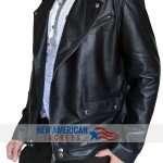 Ryan Tedder Billboard leather Jacket