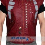 Star Lord Guardian of the Galaxy Vest