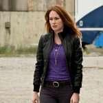 The Flash Kelly Frye Plastique Bette Sans Souci jacket
