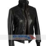 The Flash Plastique Bette Sans Souci jacket