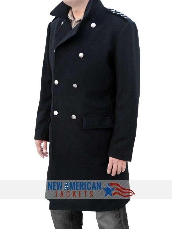 captain jack harkness long coat