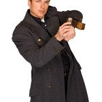 captain jack harkness wool coat