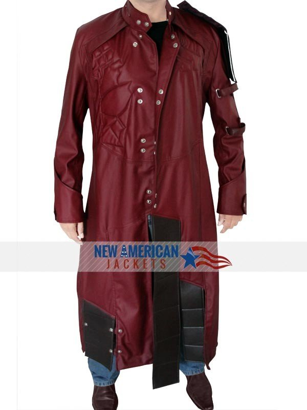 gotg chris pratt star lord coat
