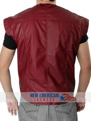gotg peter quill star lord vest