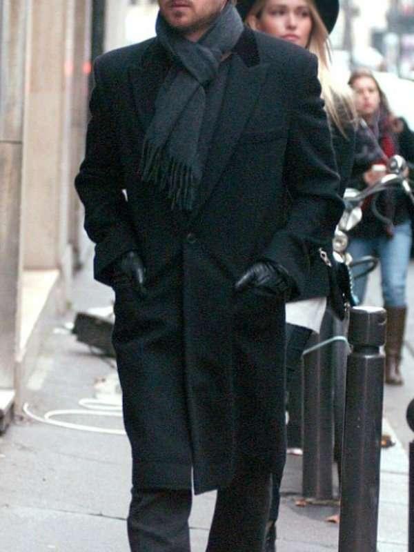 Aaron Paul Coat