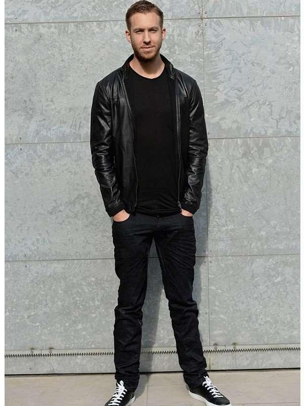 Adrian Grenier movie DJ Calvin Harris Jacket