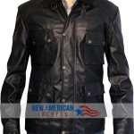 Bryan Mills Liam Neeson Movie Taken 3 Jacket