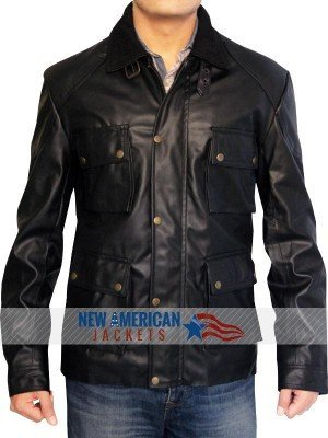 Bryan Mills Liam Neeson Movie Taken 3 Jacket