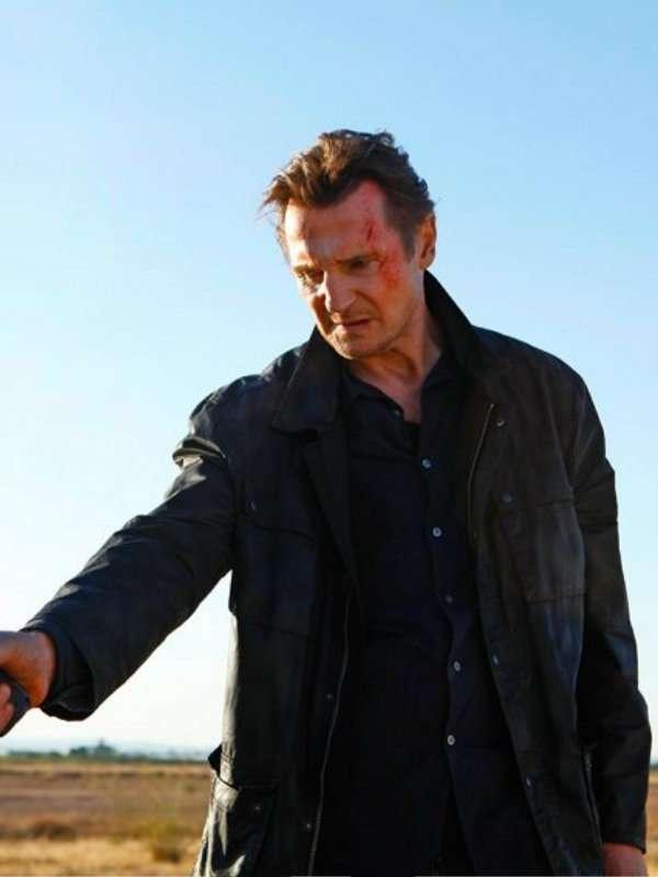 Bryan Mills Liam Neeson Tak3n Jacket