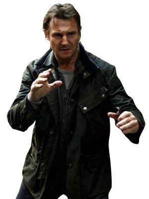 Bryan Mills Liam Neeson Tak3n Leather Jacket