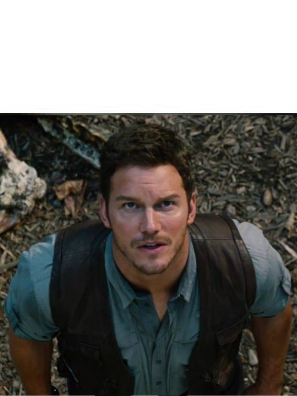 Chris Prat Jurassic World Owen Vest