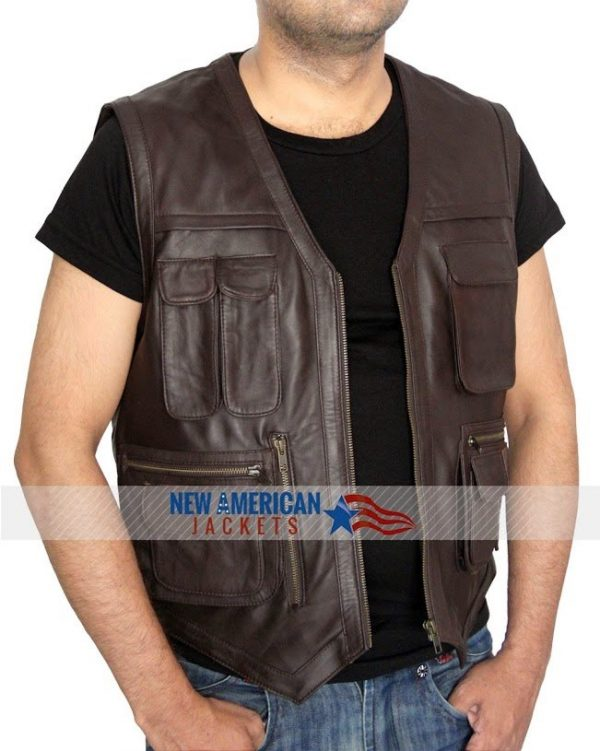 Chris pratt Leather Jacket